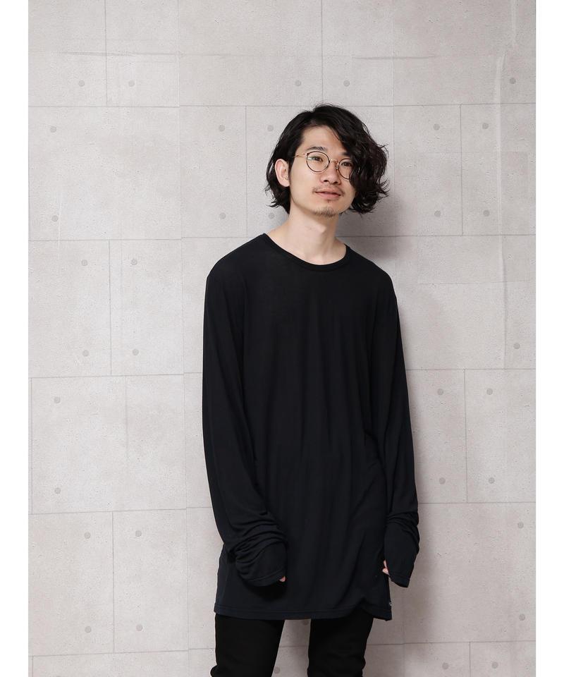 【Calvin Klein】シルクタッチサマーニット