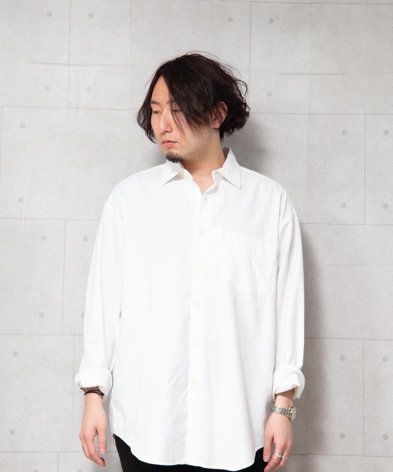 オックスフォードビッグシャツ
