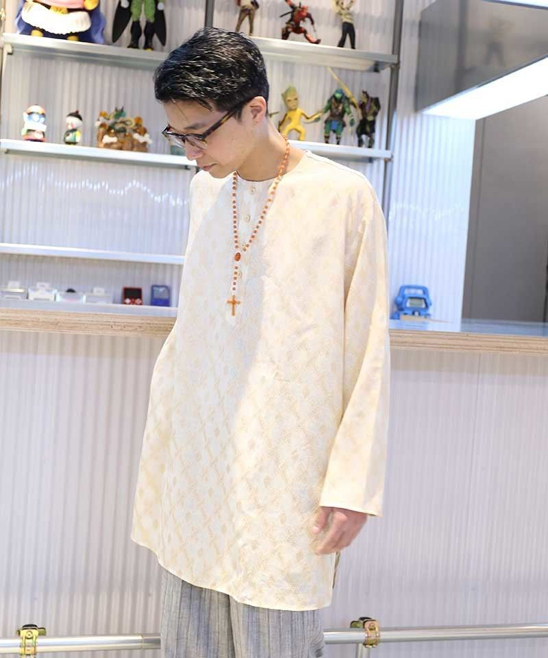 [USED] PULLOVER LONG SHIRTS