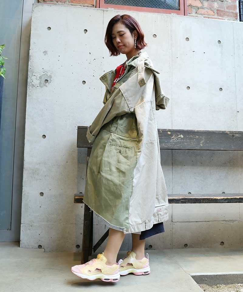 [BONUM] CHINO PANTS COAT