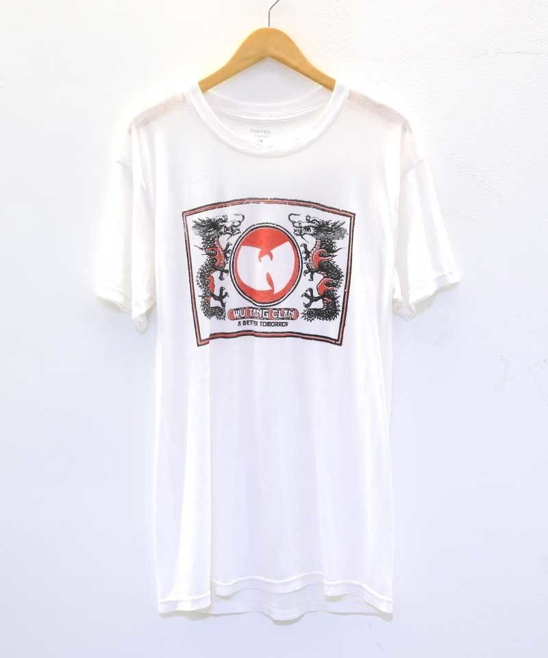 [USED] S/S T-SHIRT WU TANG CLAN