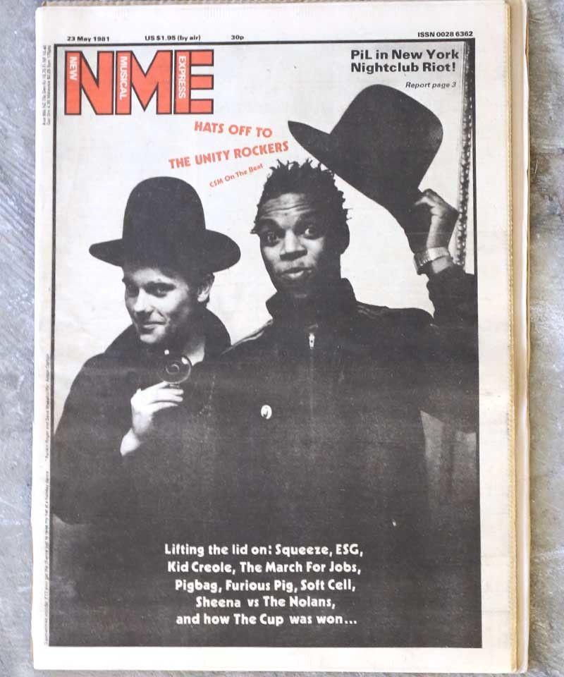 NME(23/may/1981)