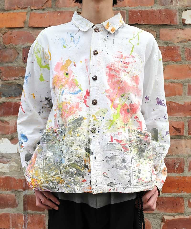 [USED]PAINT JACKET