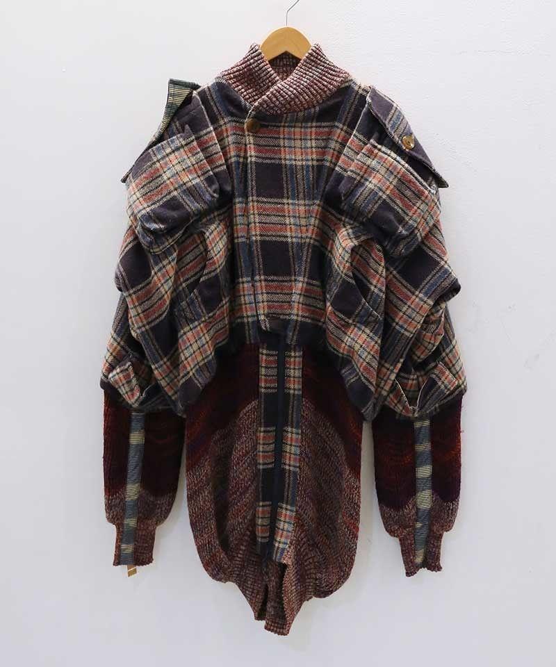 [Vivienne Westwood] WOOL COAT