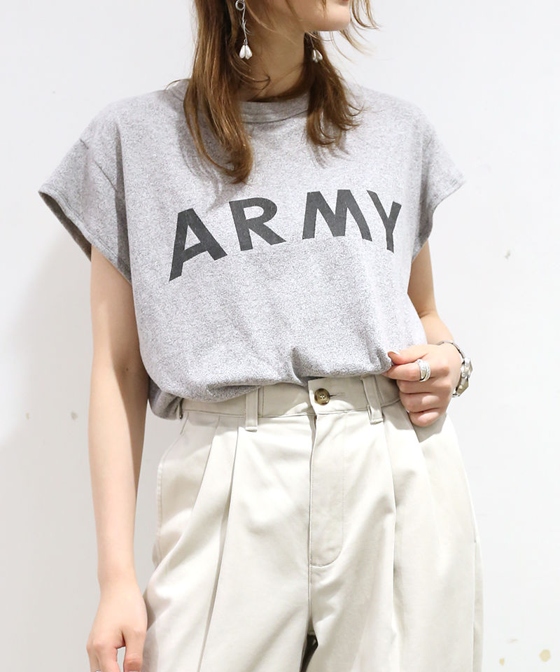 [REMAKE] ARMY T-SHIRT  2