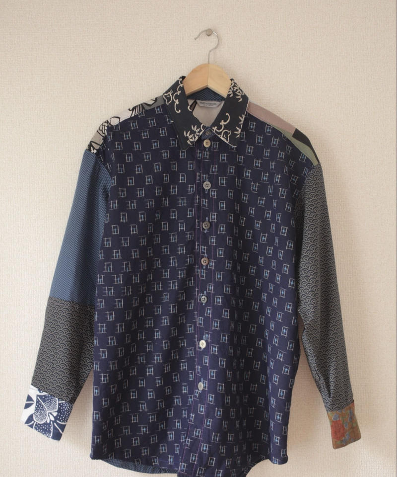 Men's casual shirt (no.008)