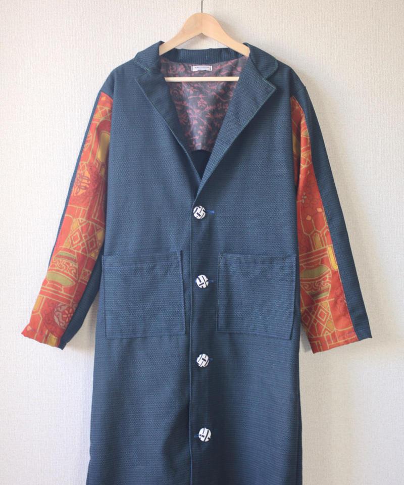 Men's Autumn long jacket (no.082)