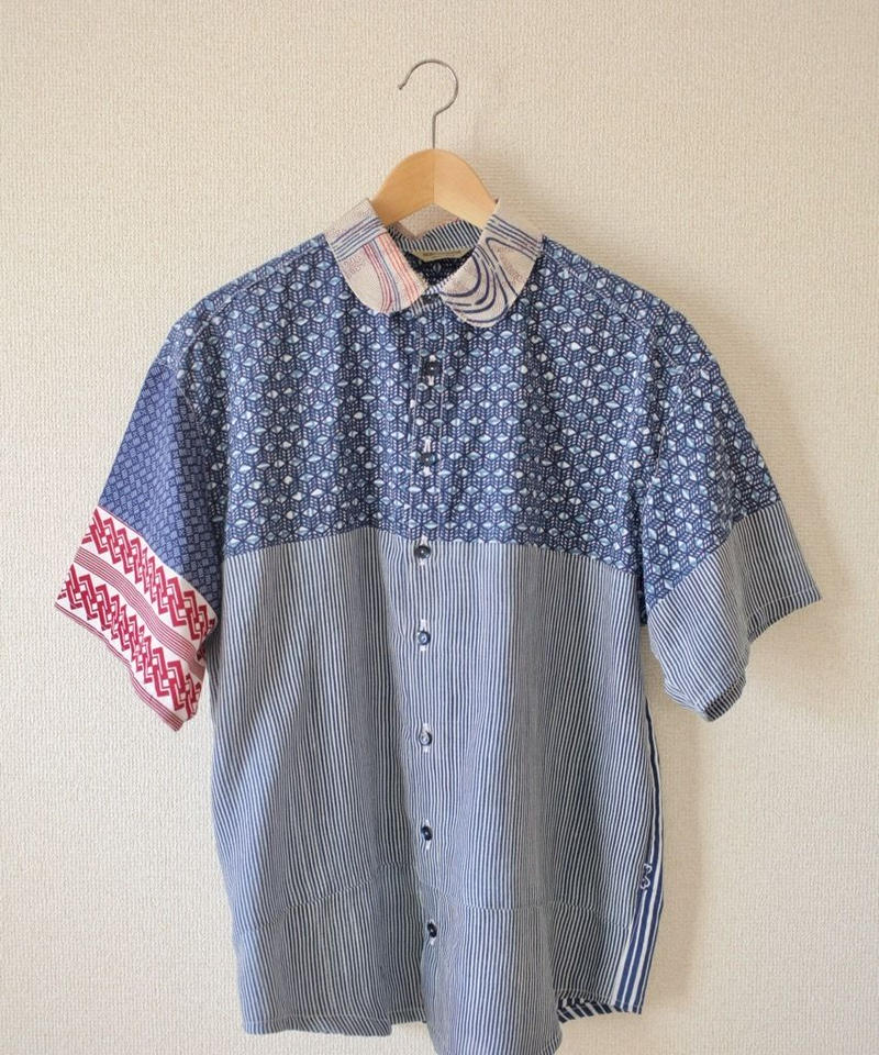 Men's 5 kinds Yukata summer shirt (no.187)