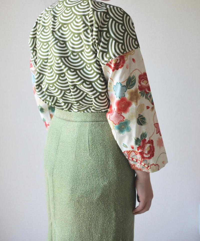 women's koiguchi shirt (no.26)