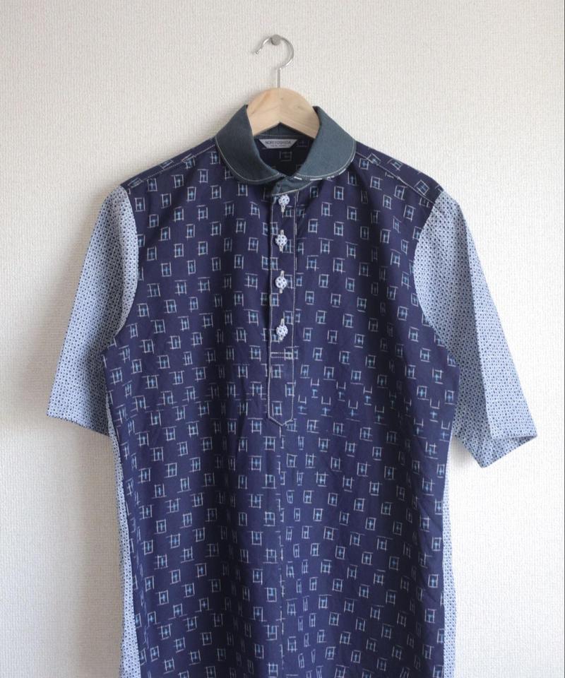 Men's casual shirt /short sleeves (no.004)