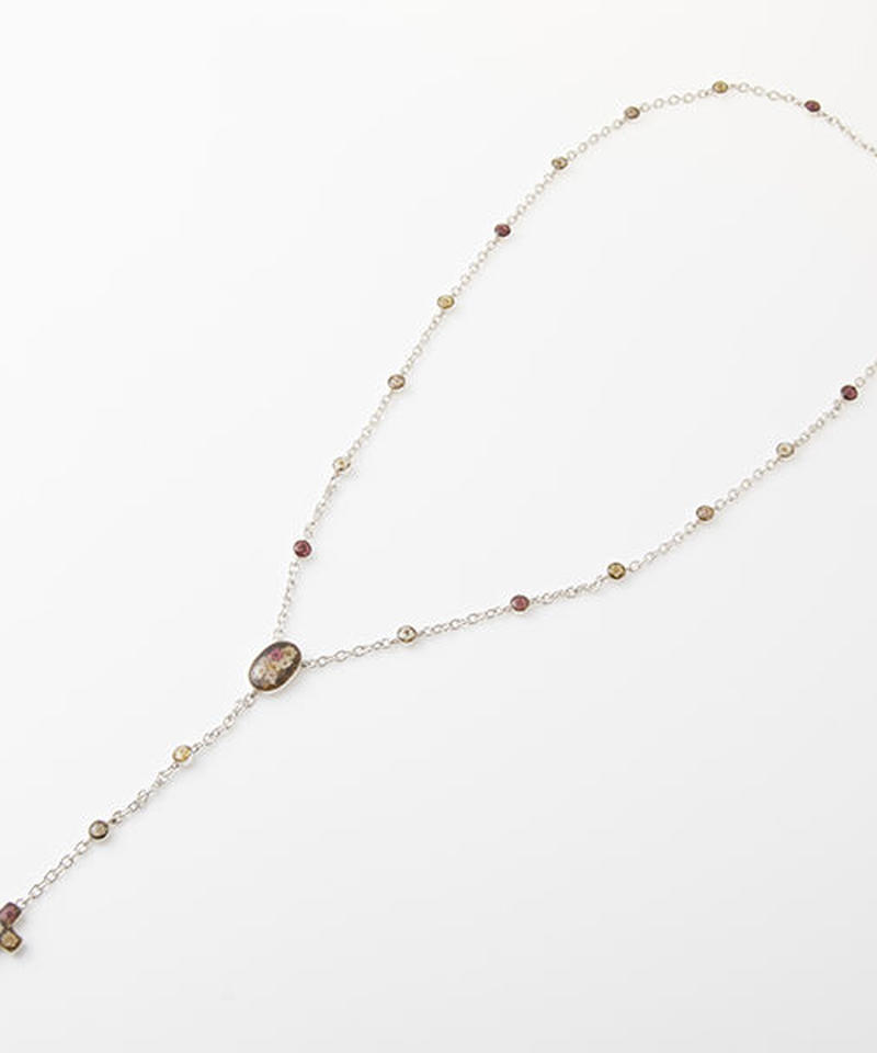Viburnum Rosario Necklace (Long)