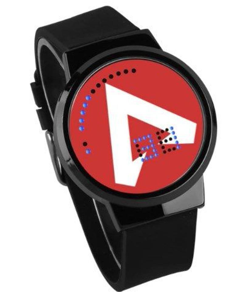 APEX LEGENDS ロゴ イラスト 文字盤 ウォータープルーフ LED 腕時計 男女兼用 05