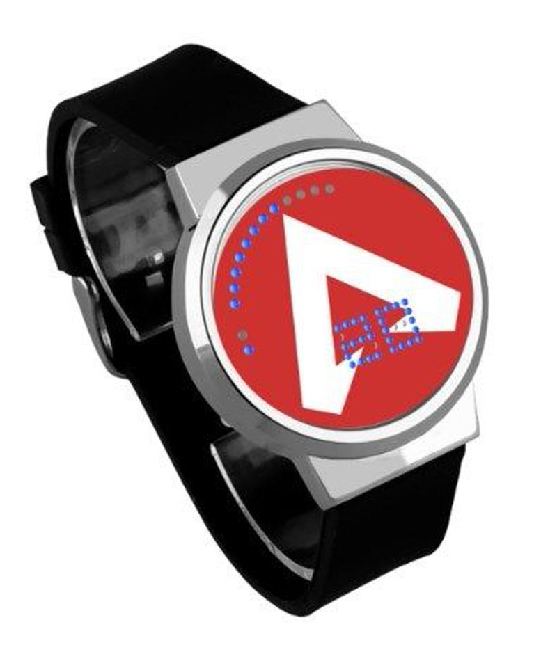 APEX LEGENDS ロゴ イラスト 文字盤 ウォータープルーフ LED 腕時計 男女兼用 15