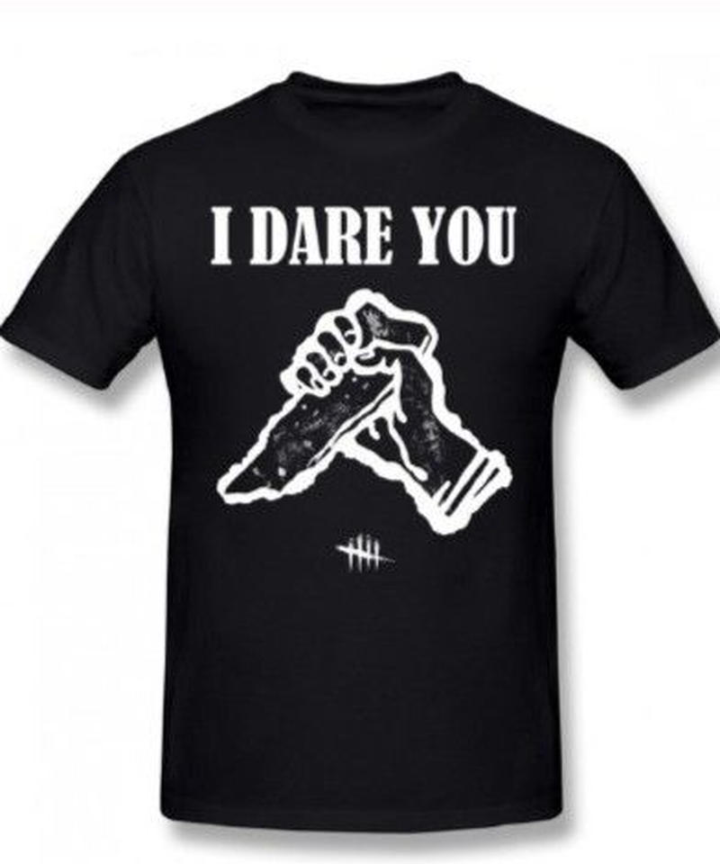 Dead by Daylight サバイバー ローリー 固有パーク 決死の一撃 パークイラスト 半袖 メンズ Tシャツ 100%コットン S~6XL 9カラー