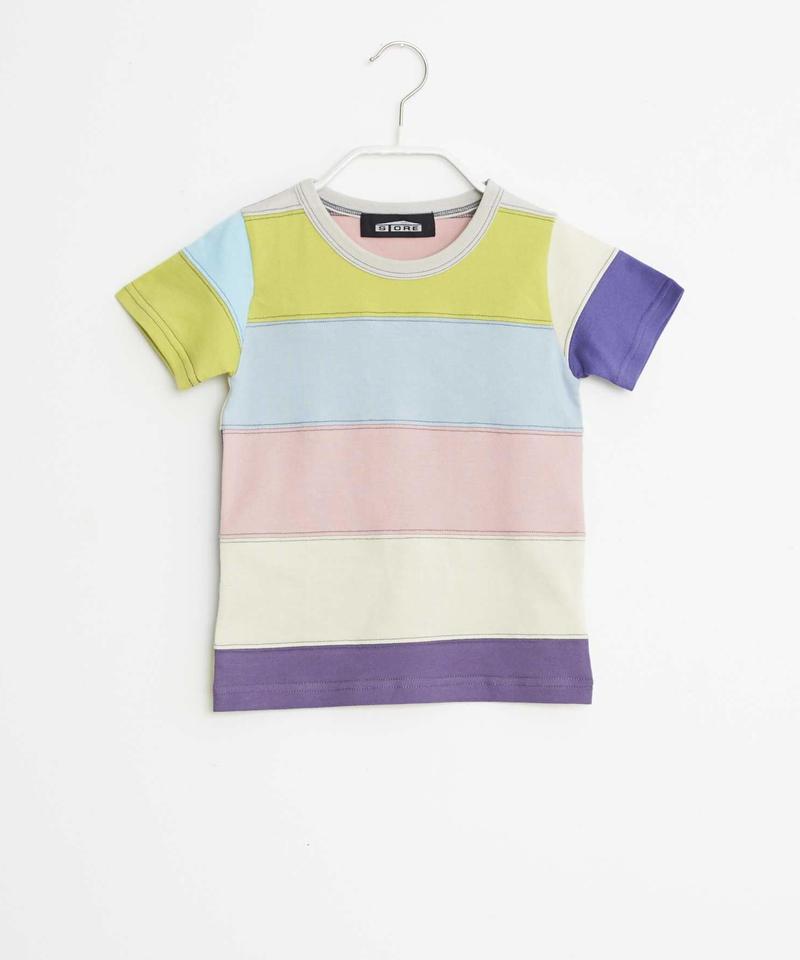 【 STORE 19SS】ボーダーTシャツ /  #2 / 100cm