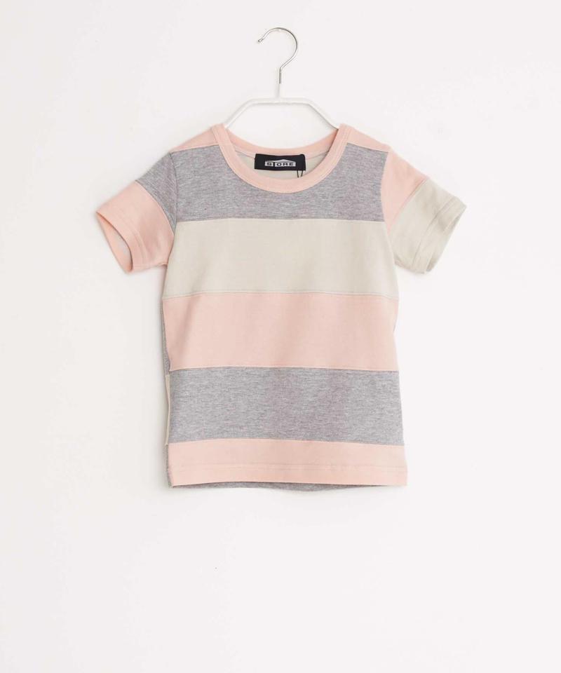 【 STORE 19SS】ボーダーTシャツ /  #3 / 100cm