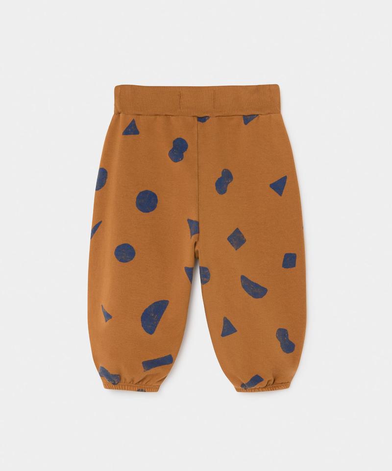 【 Bobo Choses 2019AW 】219171 ALL OVER STUFF JOGGING PANTS