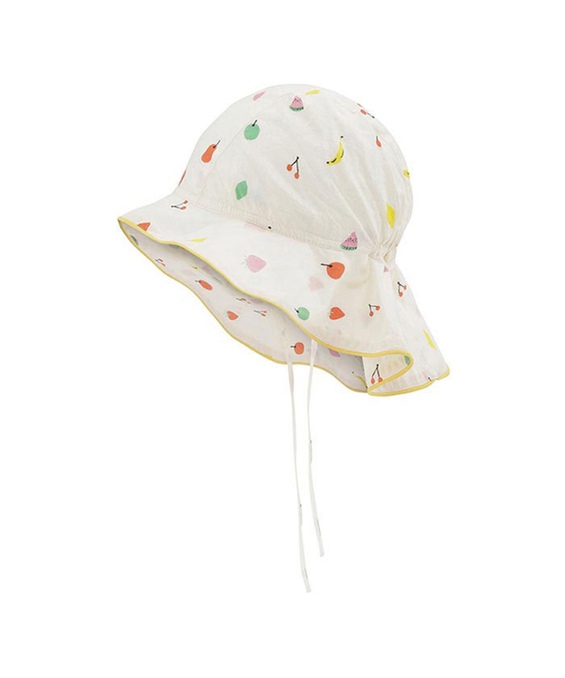 【Soft Gallery 2019SS】Val Hat / 104. Pristine, AOP Fruity / One size