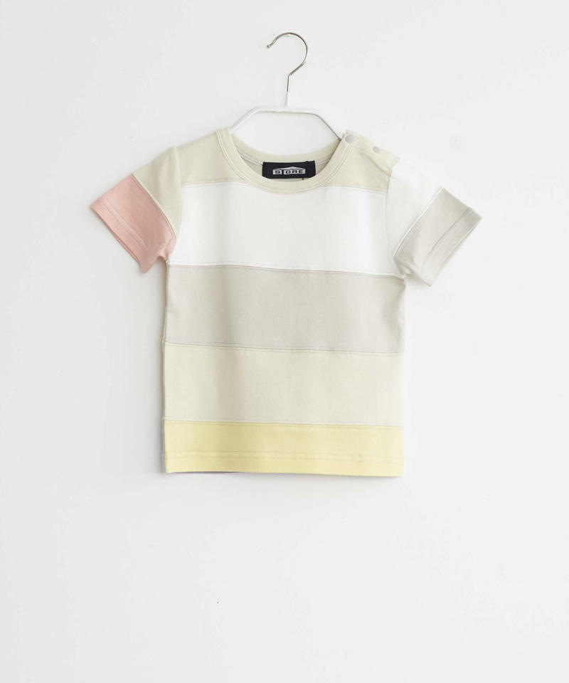【 STORE 19SS】ボーダーTシャツ /  #2 / 90cm