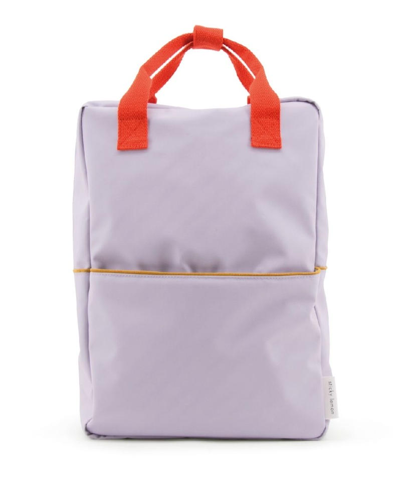 【 Sticky Lemon 】BACKPACK CORD / LAVENDER / size  L