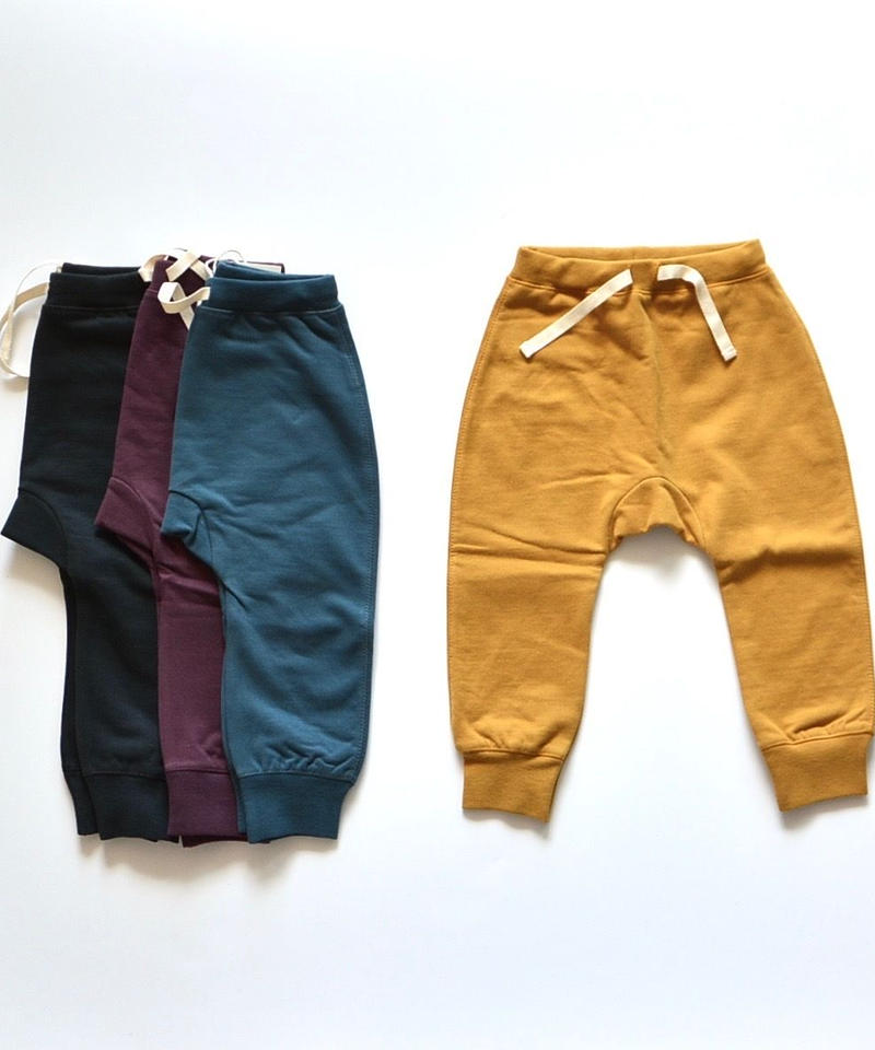 【 GRAY LABEL 2018AW】 Baggy Pants for KIDS