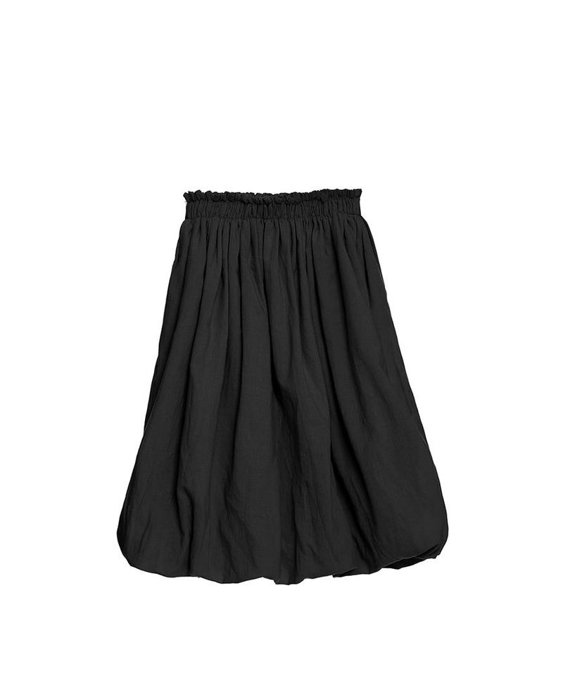 【 Little Creative Factory 18SS 】 Ballet Long Skirt / BLACK