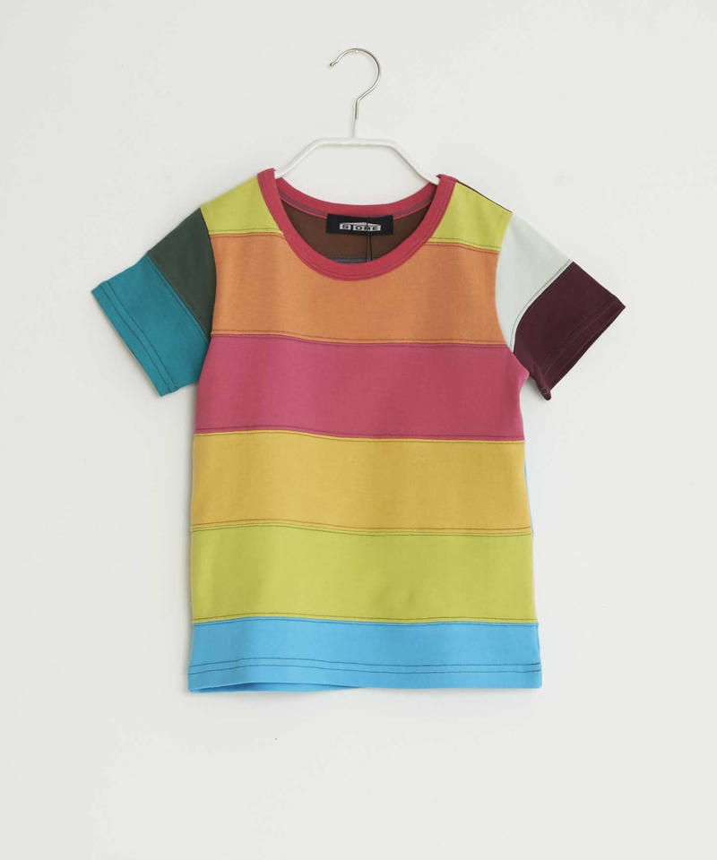 【 STORE 19SS】ボーダーTシャツ /  #3 / 120cm