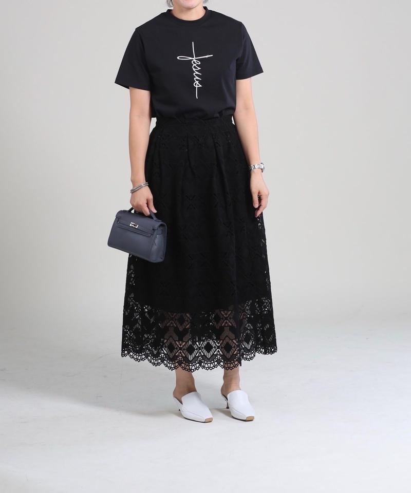 即納(original)ラップレーススカート