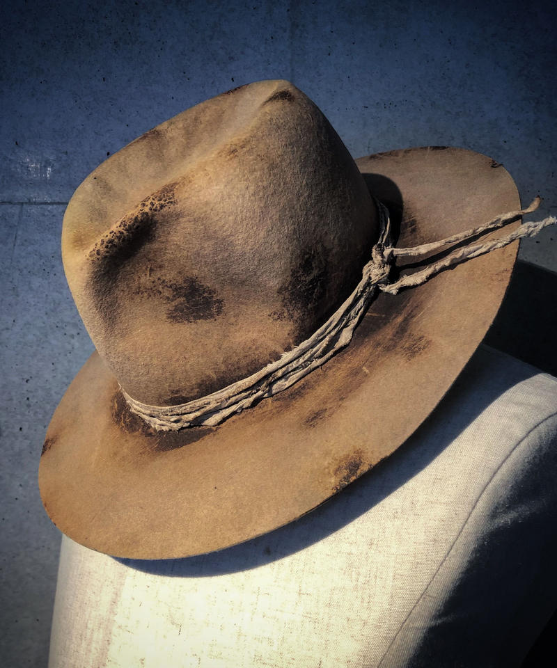 Vintage Scorching HAT