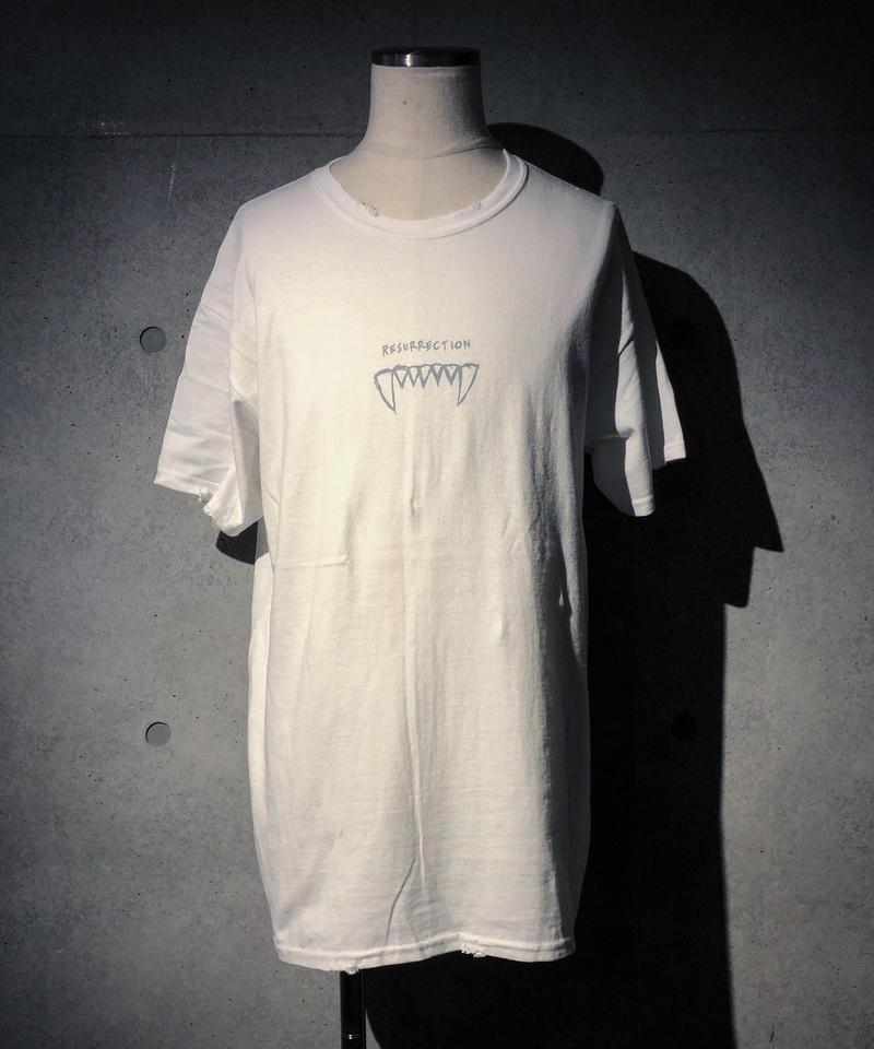 Fang T-shirt WHITE