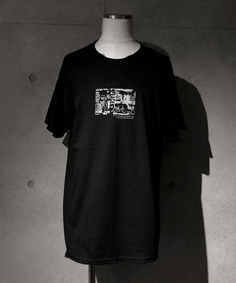 LOVE regulation T-shirt BLACK