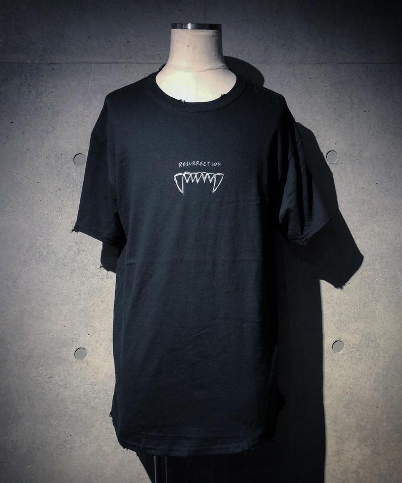 Fang T-shirt BLACK