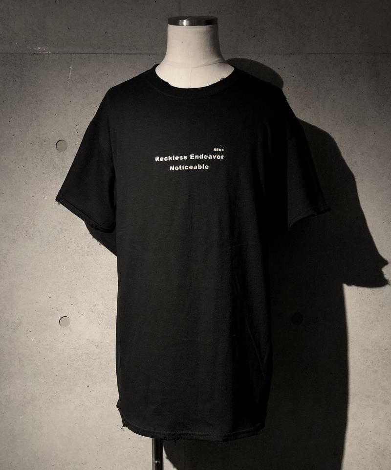 REN= T-shirt BLACK