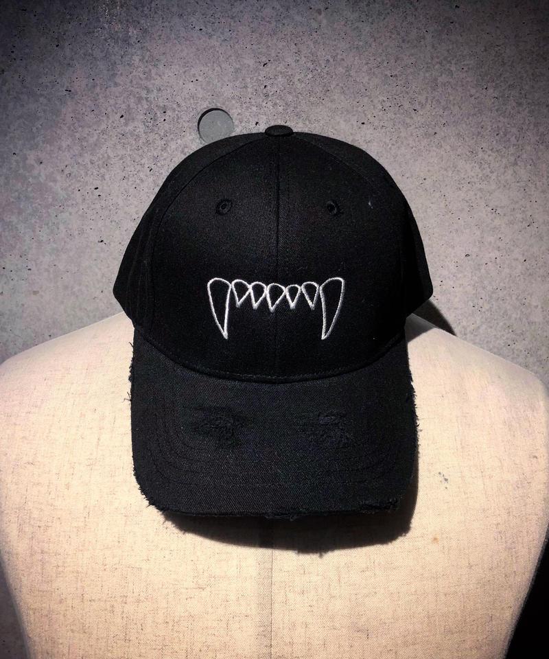 Fang CAP BLACK