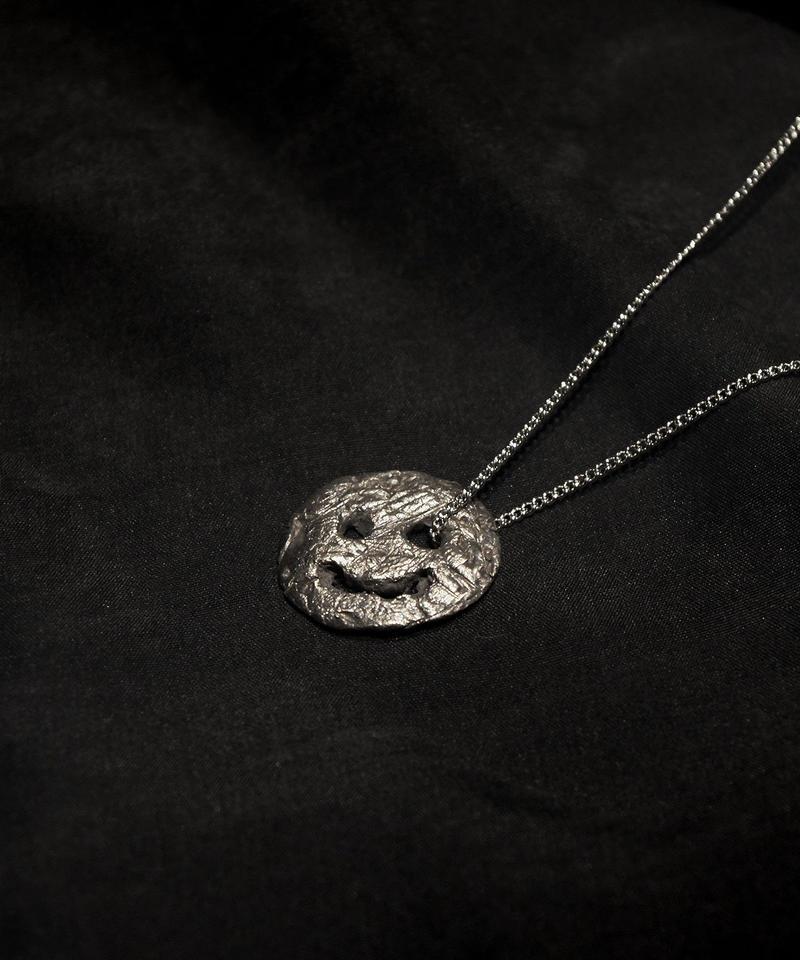 Silver Smile Necklace