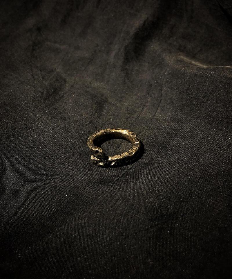 Derelict brass ring