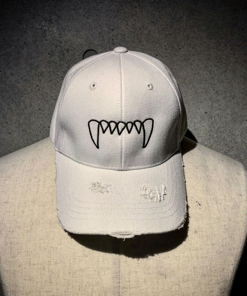 Fang CAP WHITE