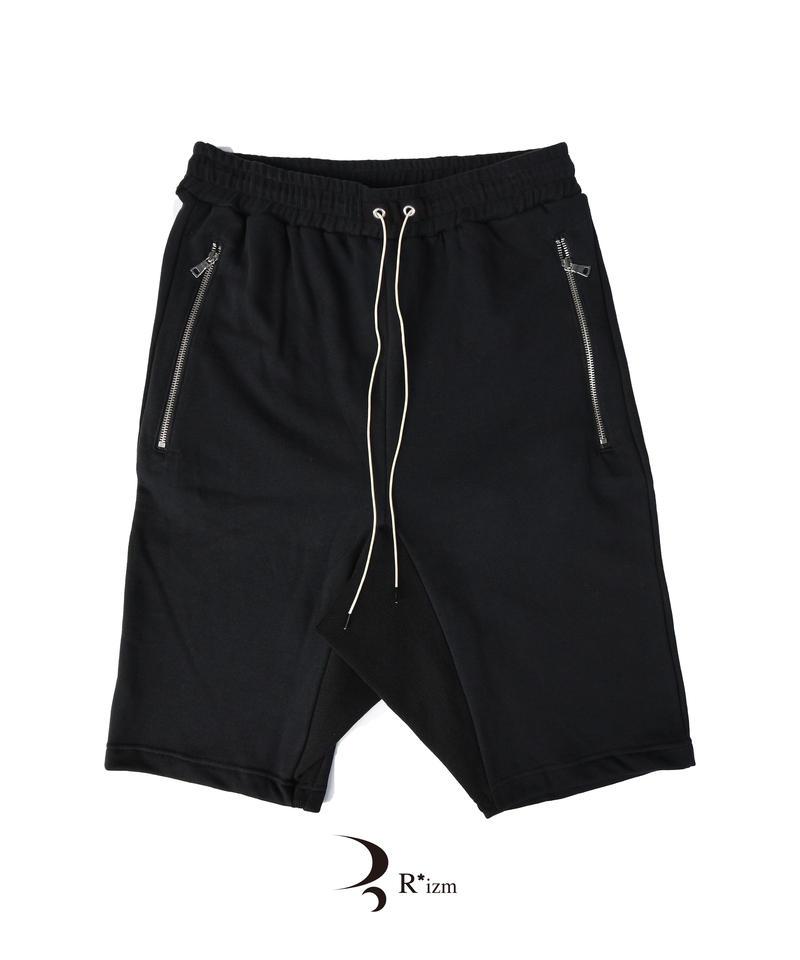 """BEENUTS   """"  DELAVE  ZIP Shorts """""""