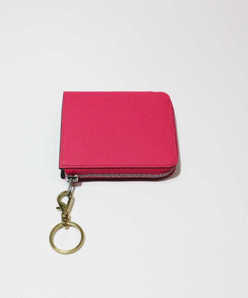 "ITTI  ""CRISTY VERY COMPACT WLT""  W. LUX [ PINK ]"