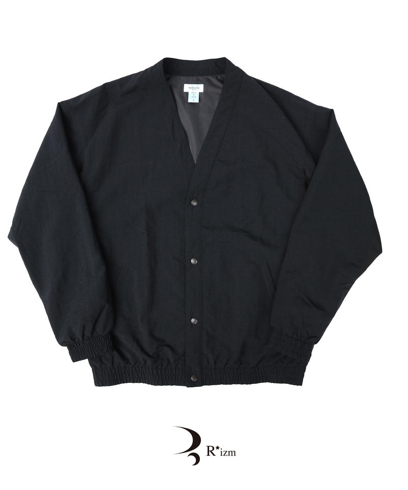 "BEENUTS   ""  Party Coach Jacket ""  BLACK*BLACK"