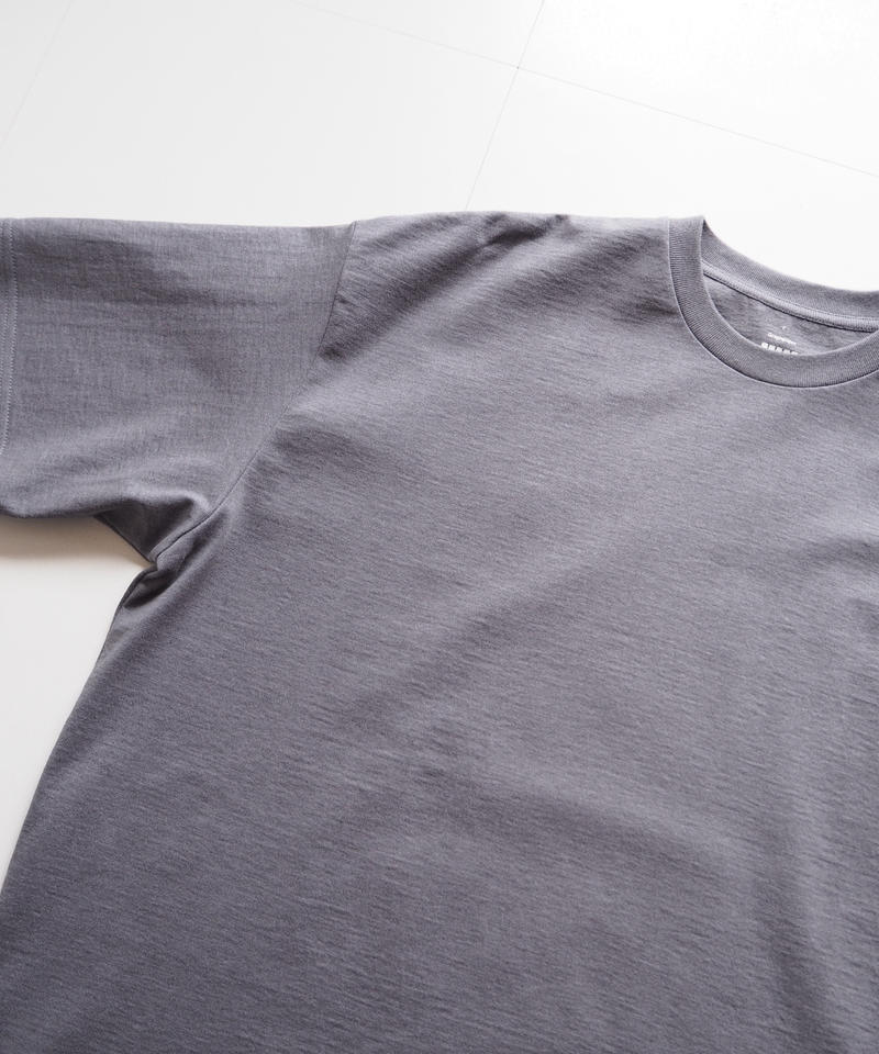"Graphpaper ""OVERSIZE Tee"" Gray"