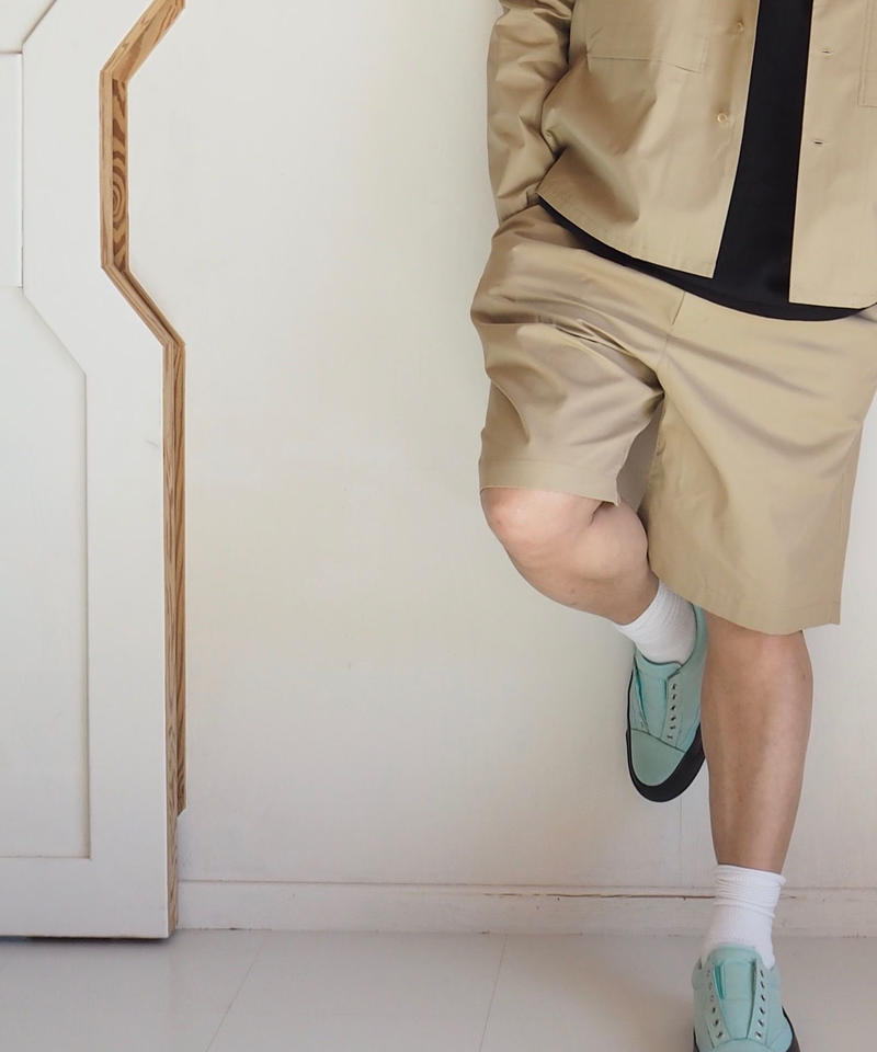 "Graphpaper ""Stevensons Cook Shorts"" Beige men's"