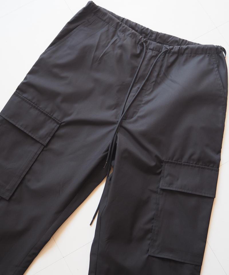 "UNUSED ""UW0748 Cargo Pants."" Black unisex"
