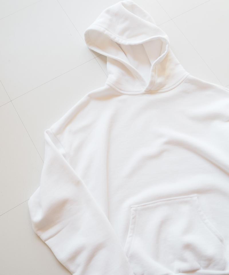 """UNUSED """"US1527 sweat hoodie. """" White unisex"""