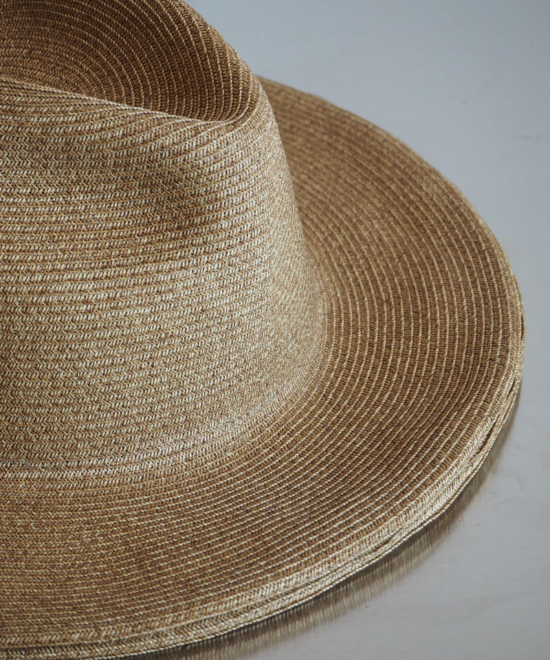 "COMESANDGOES  ""W/BRIM BLADE HAT"" Light Brown"