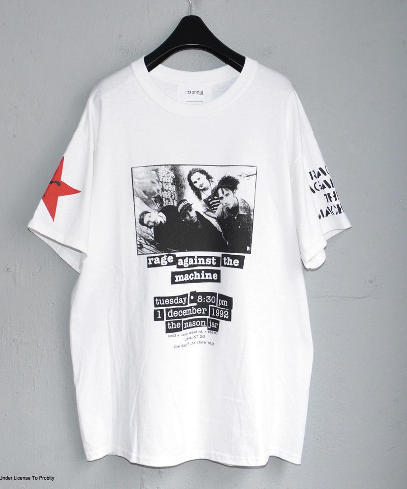 "LABRAT ""Rage Against Machine Multi Tee"" White"