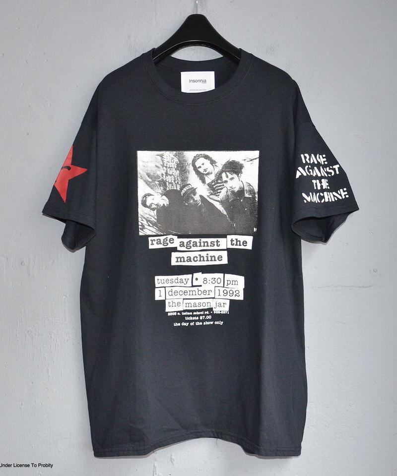 "LABRAT ""Rage Against Machine Multi Tee"" Black"