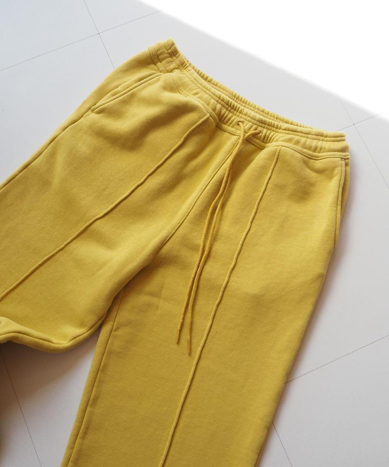 "UNUSED ""UW0725 sweat pants. "" Yellow women"