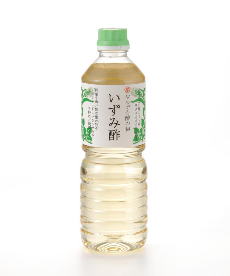 いずみ酢(合わせ酢750mlペットボトルタイプ)