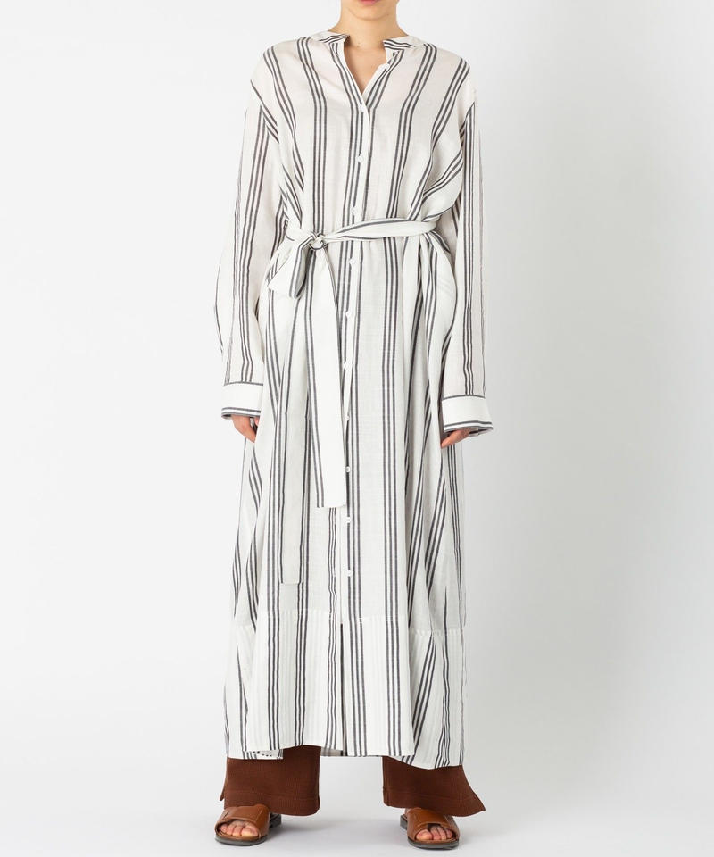[19SS] SUPER LONG SHIRT ONE-PIECE
